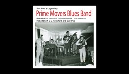 Prime Movers Blues Band with Iggy Pop